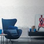 Kussen Axel Blauw – Bruin-509