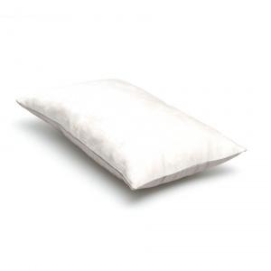 Sierkussen Wit - Titanium grijs