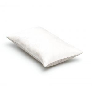Sierkussen Wit - Zilver