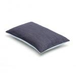 luxe sierkussen Blauw - lichtblauw
