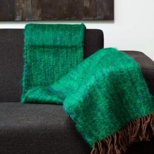 Plaid Groen - Bruin