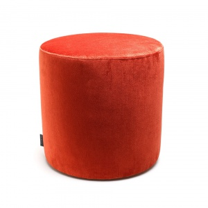 Poef - Hocker oranje