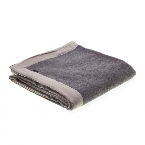 grote wollen deken 220 x 240 - schuurwol